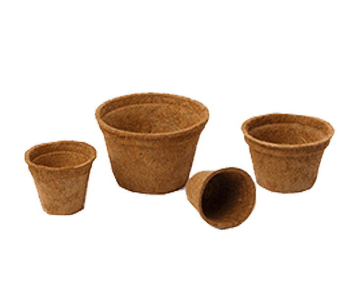 Coir Pots & Baskets